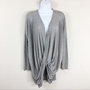 Bishop & Young Oversized Twist Front Top Small